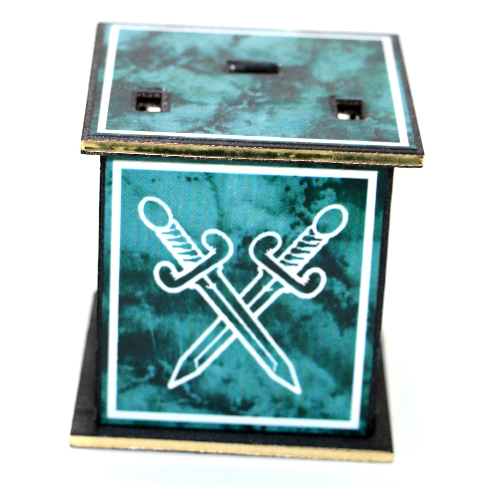 Tom Thumb Sword Box Deluxe by Thomas Pohle