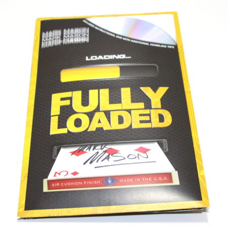 Review by Andy Martin for Fully Loaded by Mark Mason