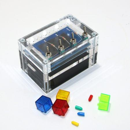 PVL Brilliant Switch Box by Piet van Luijt