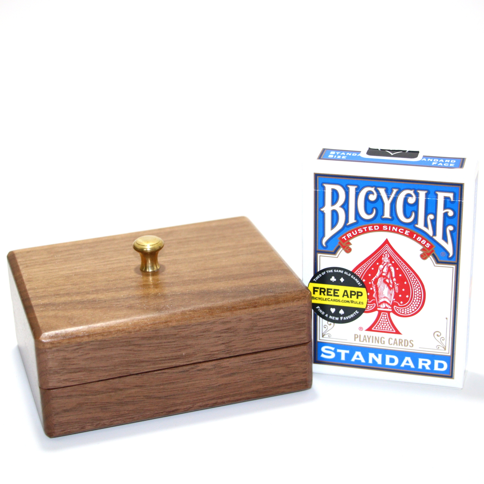 Locking Card Box by Viking Mfg.