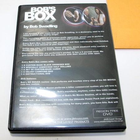 Bobs Box by Bob Swadling