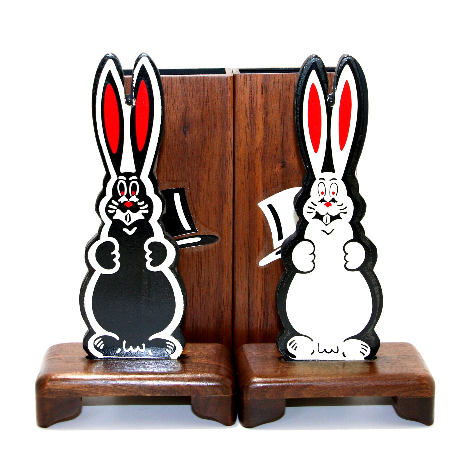 Hippity Hop Rabbits by Collectors Workshop