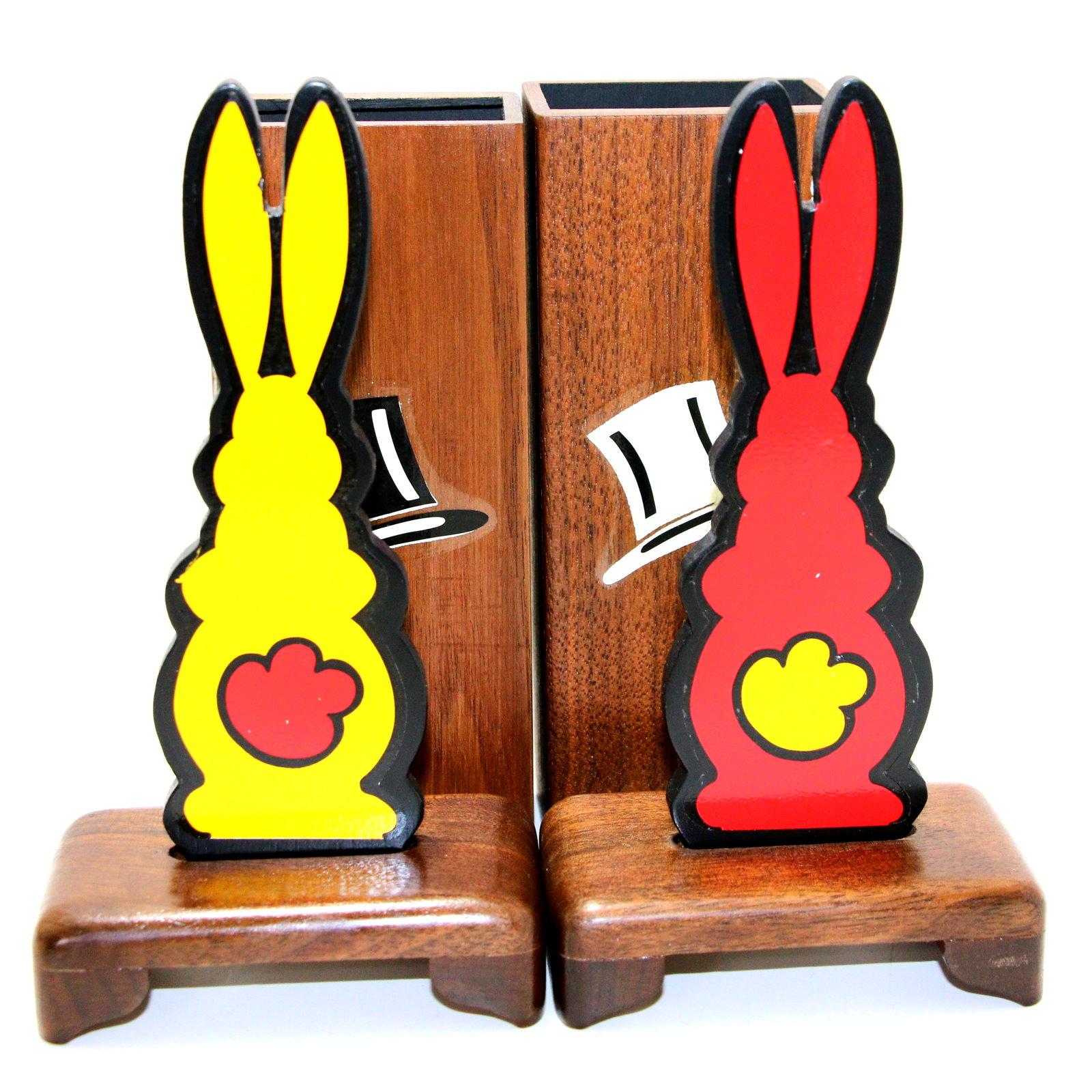 Hippity Hop Rabbits by Collectors Workshop