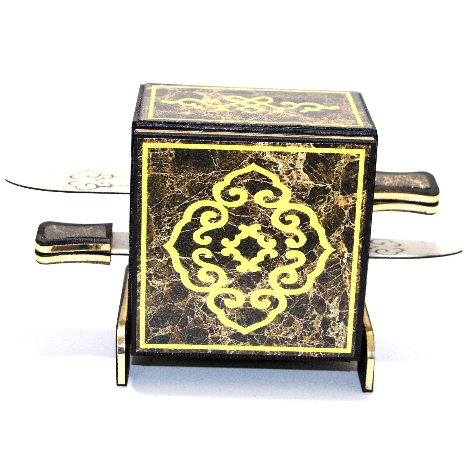 Deluxe Jewel Safe by Thomas Pohle