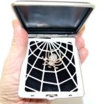 Crescensia The Card Spider  (Crescensia die Kartenspinne) by Tony Lackner
