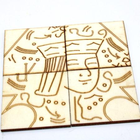 Whispering Tiles by Jenzo Harmonics