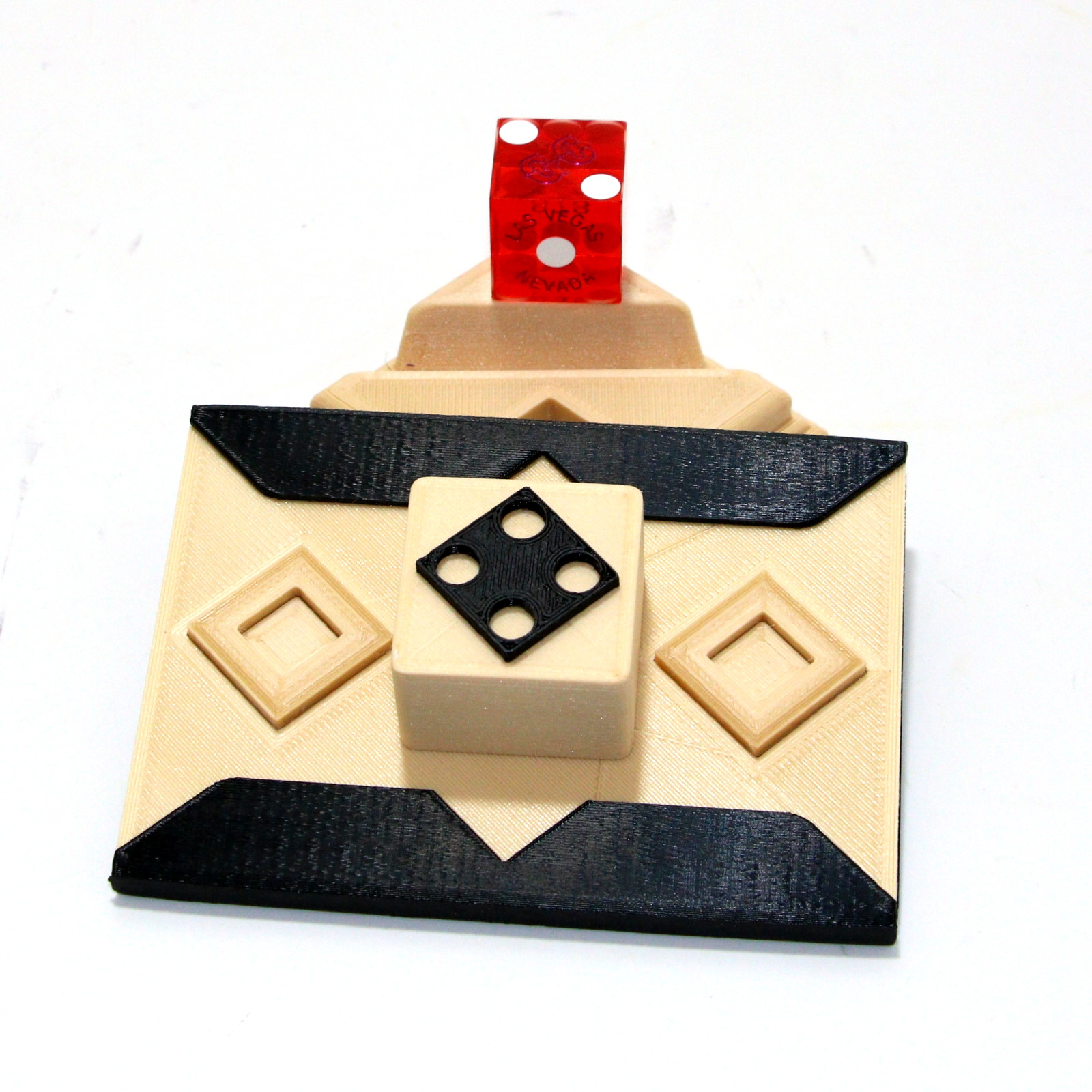 Card Punch (Die) by 3D Magic Works