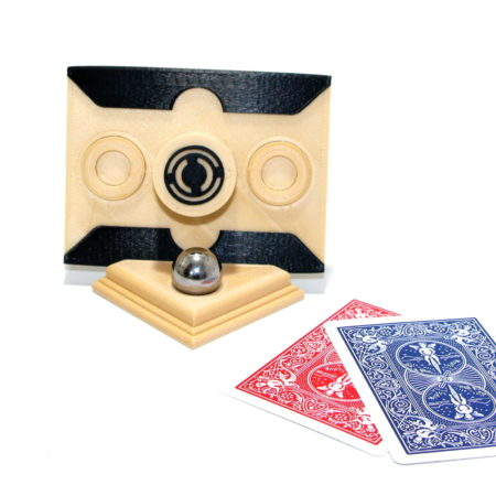 Review by Andy Martin for Card Punch (Steel Ball) by 3D Magic Works