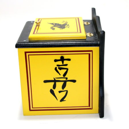 Oriental Mirror Box (Medium, Painted) by Mel Babcock