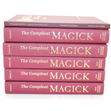 The Compleat Magick & Index by Bascom Jones