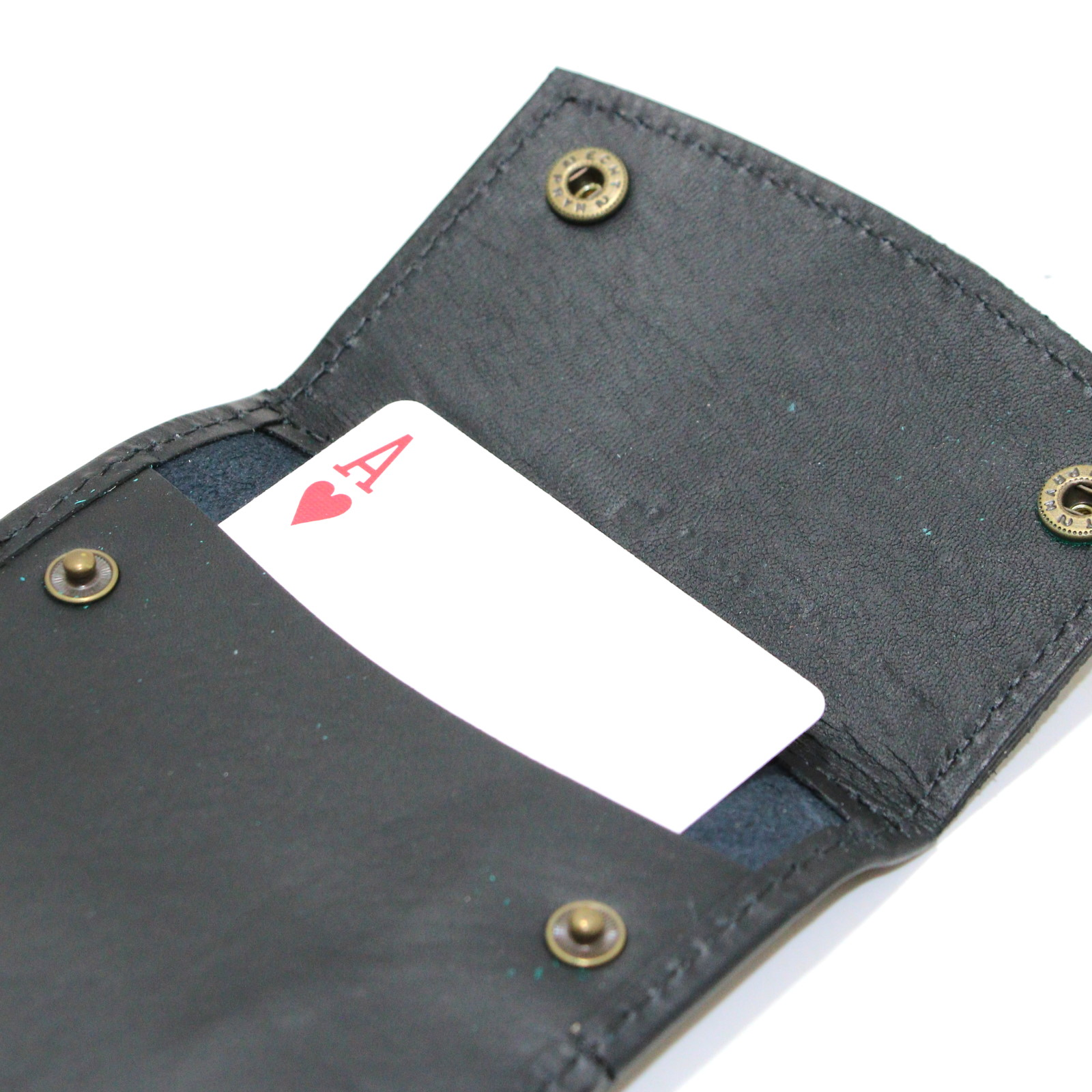 Signed Card To Hip Wallet (No Palm) by El Ducos Magic