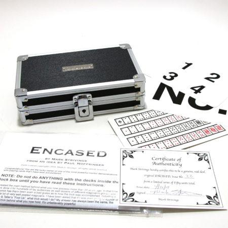 Encased #22 by Mark Strivings