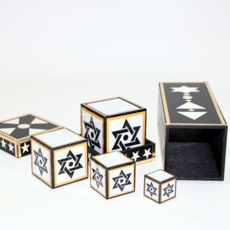 Magical Hexagram by Thomas Pohle