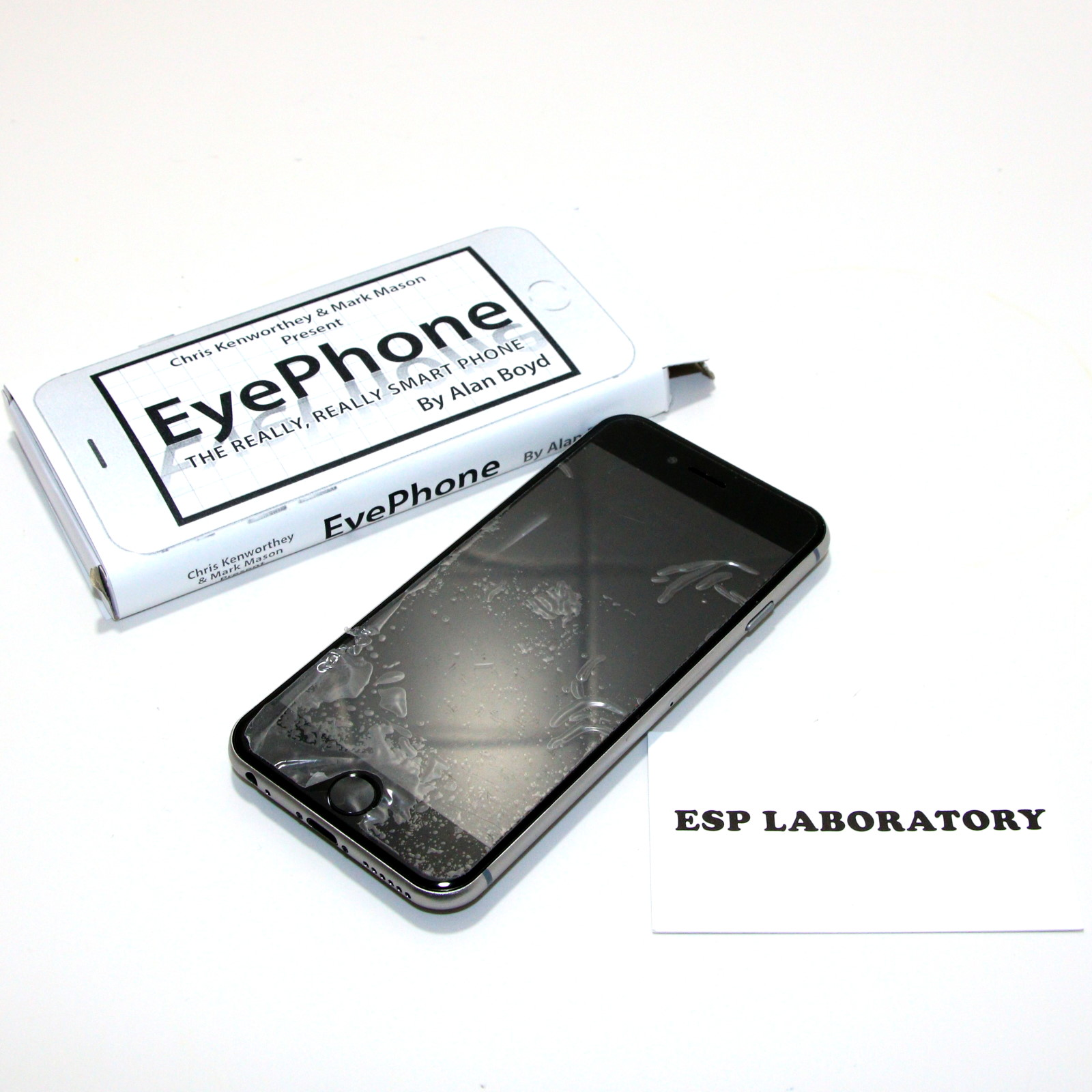 EyePhone by Alan Boyd