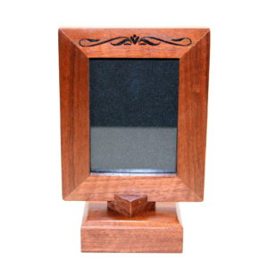 Mystic Card Frame by Louis Gaynor
