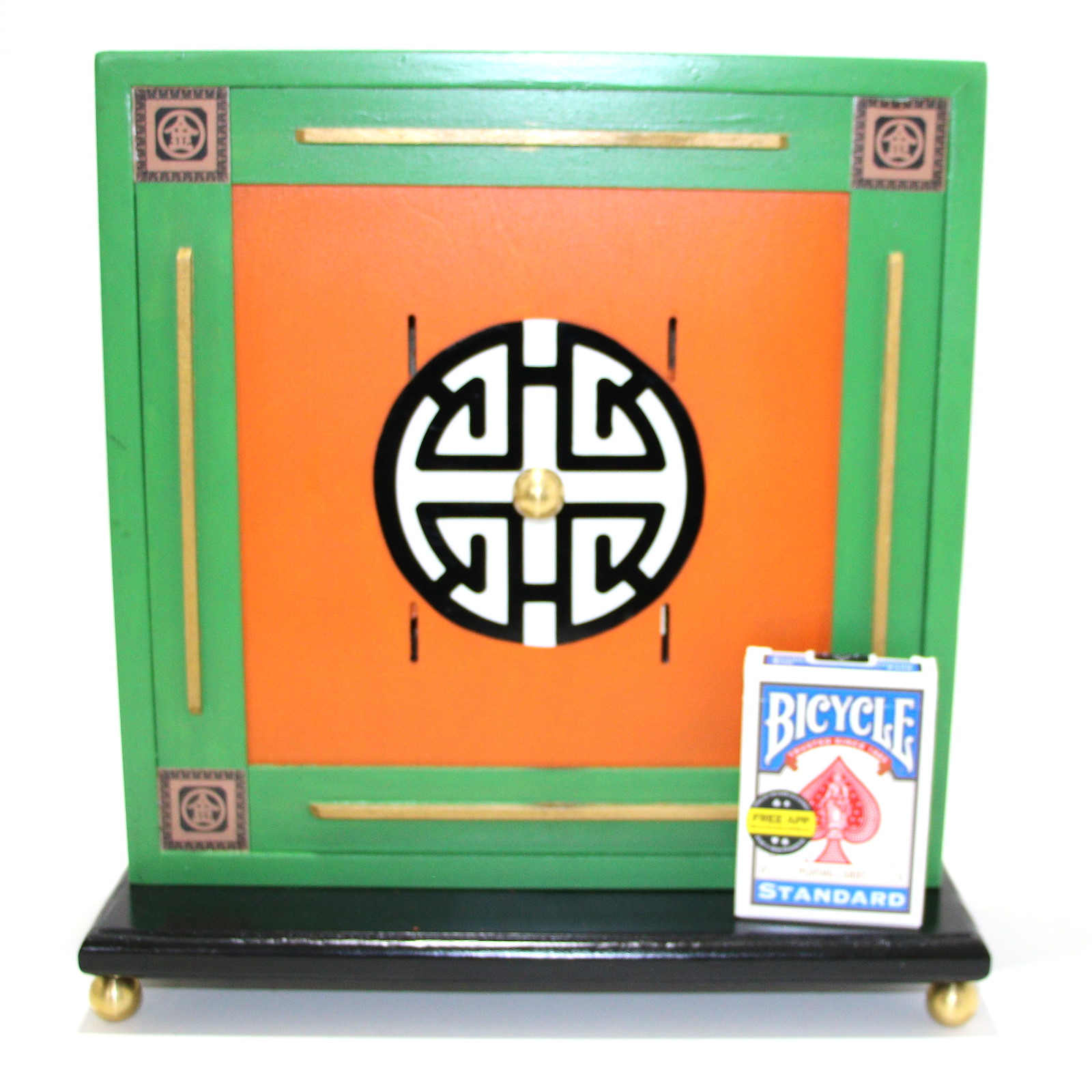 Magiros Miracle Mirror Penetration (Okito Style) by Limited Edition Magic