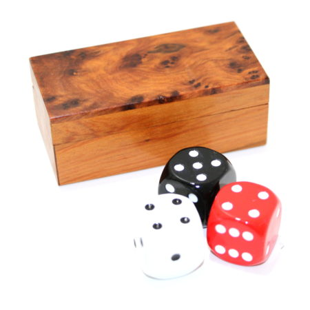 Mental Dice by Marc Antoine