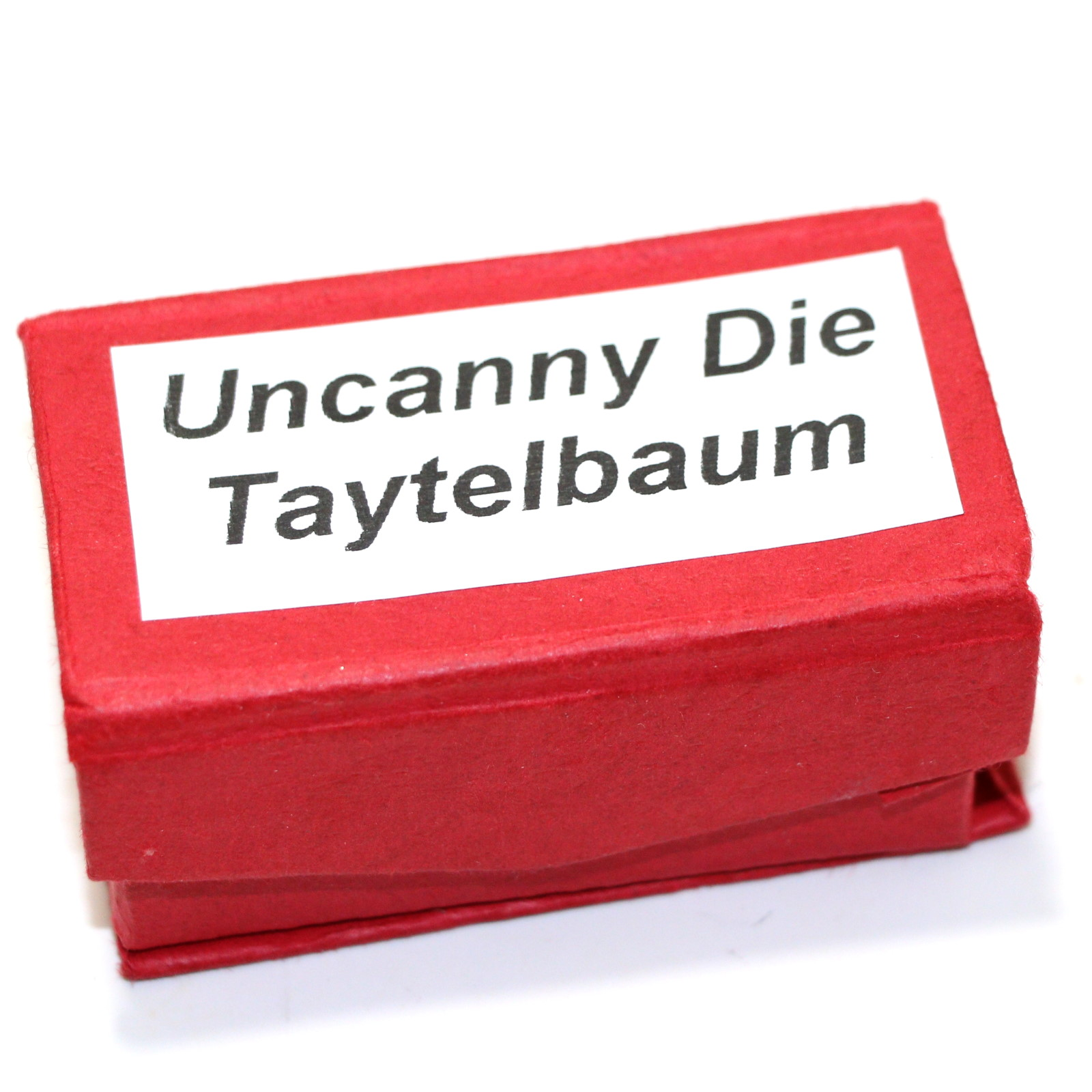Uncanny Die by Eddy Taytelbaum