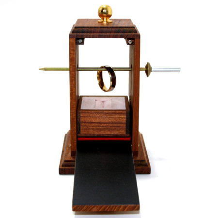Ultimate Sword Thru Ring by Magic Wagon