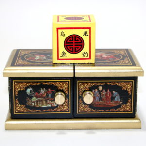 Oriental Mini Die Box by Michael Baker