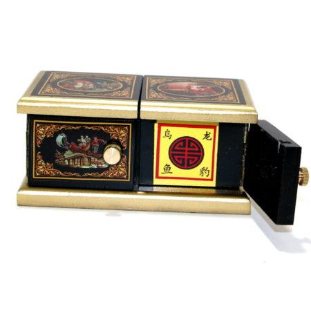 Oriental Mini Die Box by Michael Baker