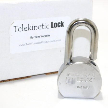 Telekinetic Lock by Tom Yurasits