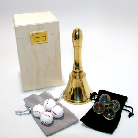 The Eddy Smit Magic Table Bell (#10 of 100) by Holland Tricks
