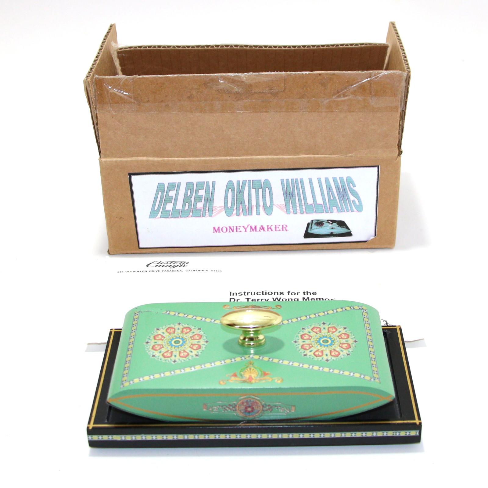 Delben Okito-Williams Money Maker by Okito-Williams