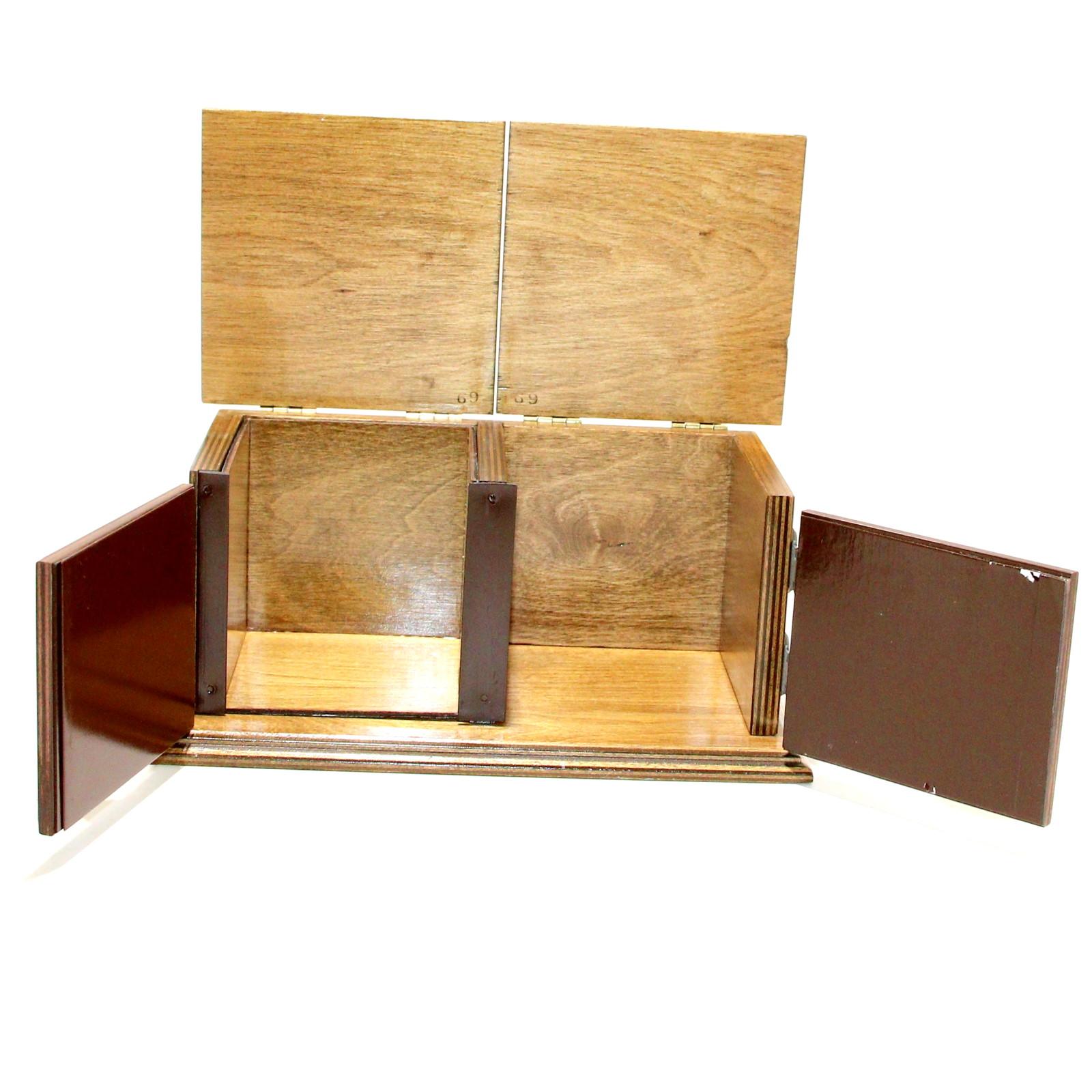 Jumbo Die Box by Delben