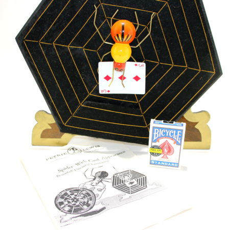 PL Spider Web Card Appearance (Card Spider) by Petrie-Lewis
