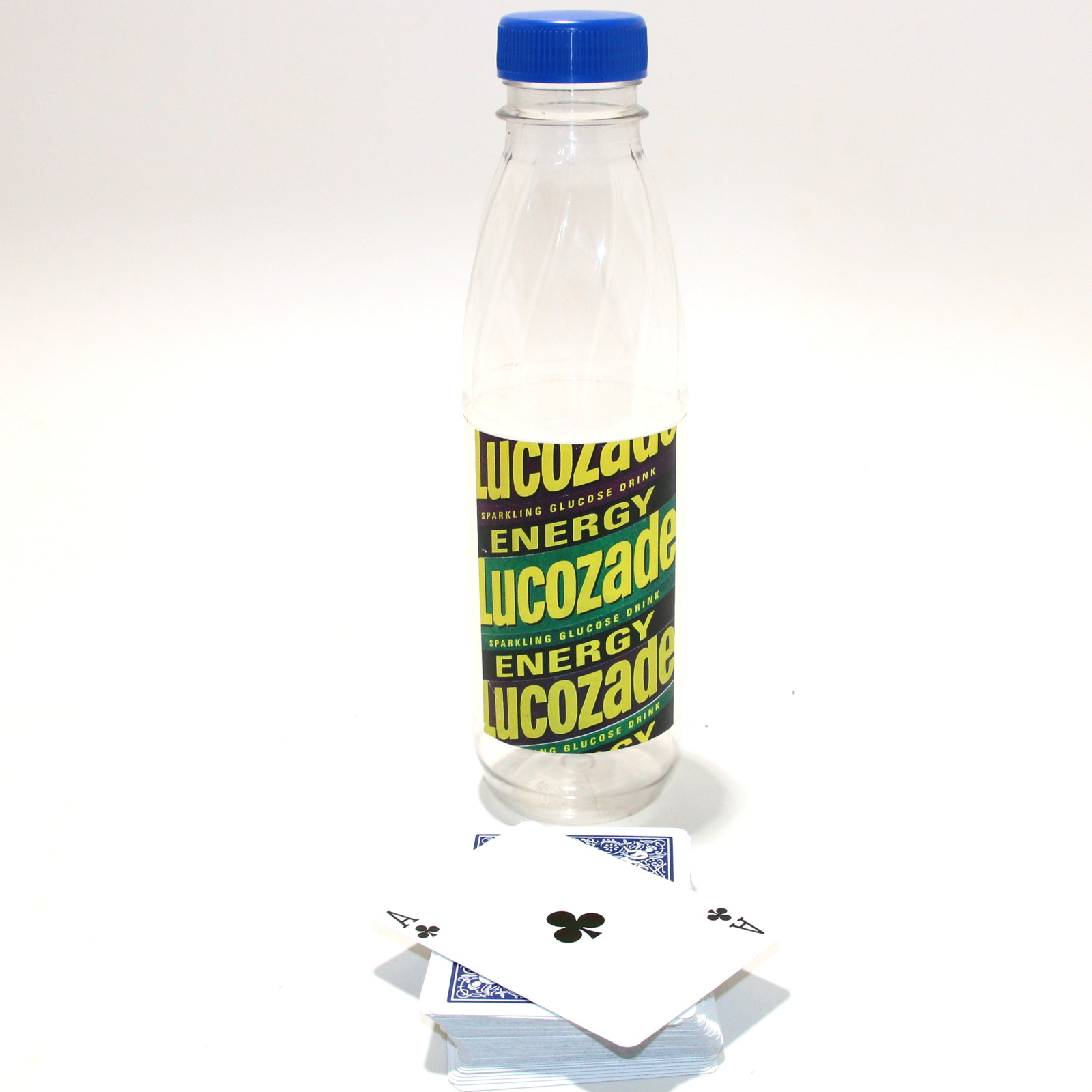 Card In Bottle by Ron Gilbert