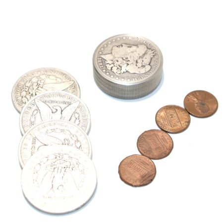 The Cylinder and Coins by Joe Porper, R. Paul Wilson