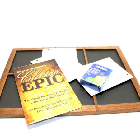 Review by Andy Martin for Classic Epic Deluxe by Richard Osterlind
