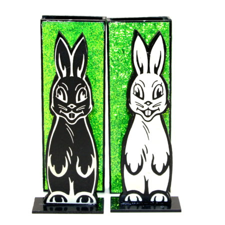 Review by Andy Martin for Mini Hippity-Hop Rabbits by Vienna Magic