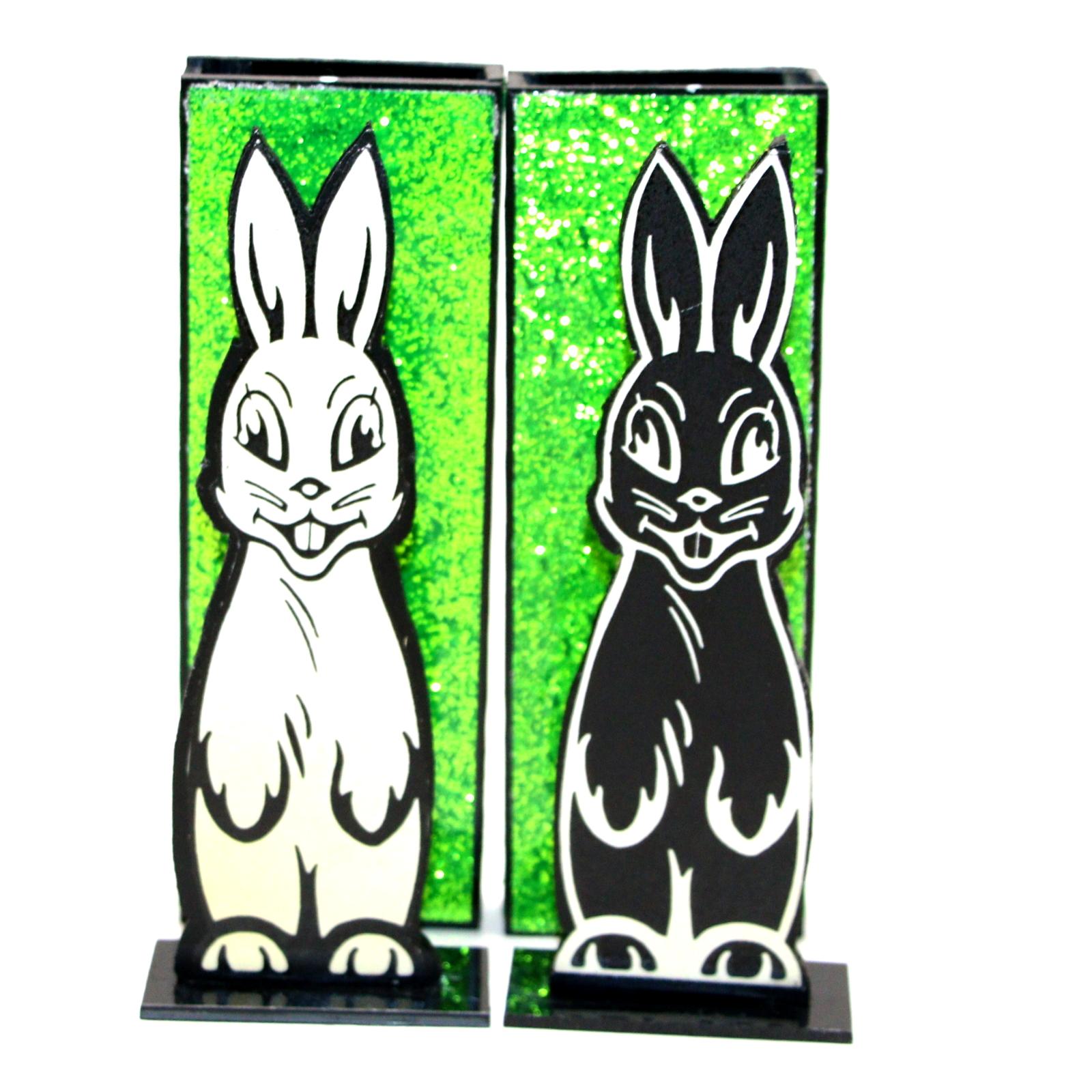 Nu Hippity-Hop Rabbits by Vienna Magic