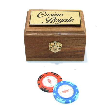 Casino Royale by Magic Wagon