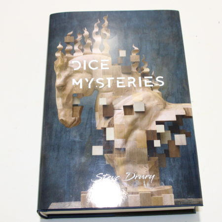 Review by Andy Martin for Dice Mysteries by Steve Drury