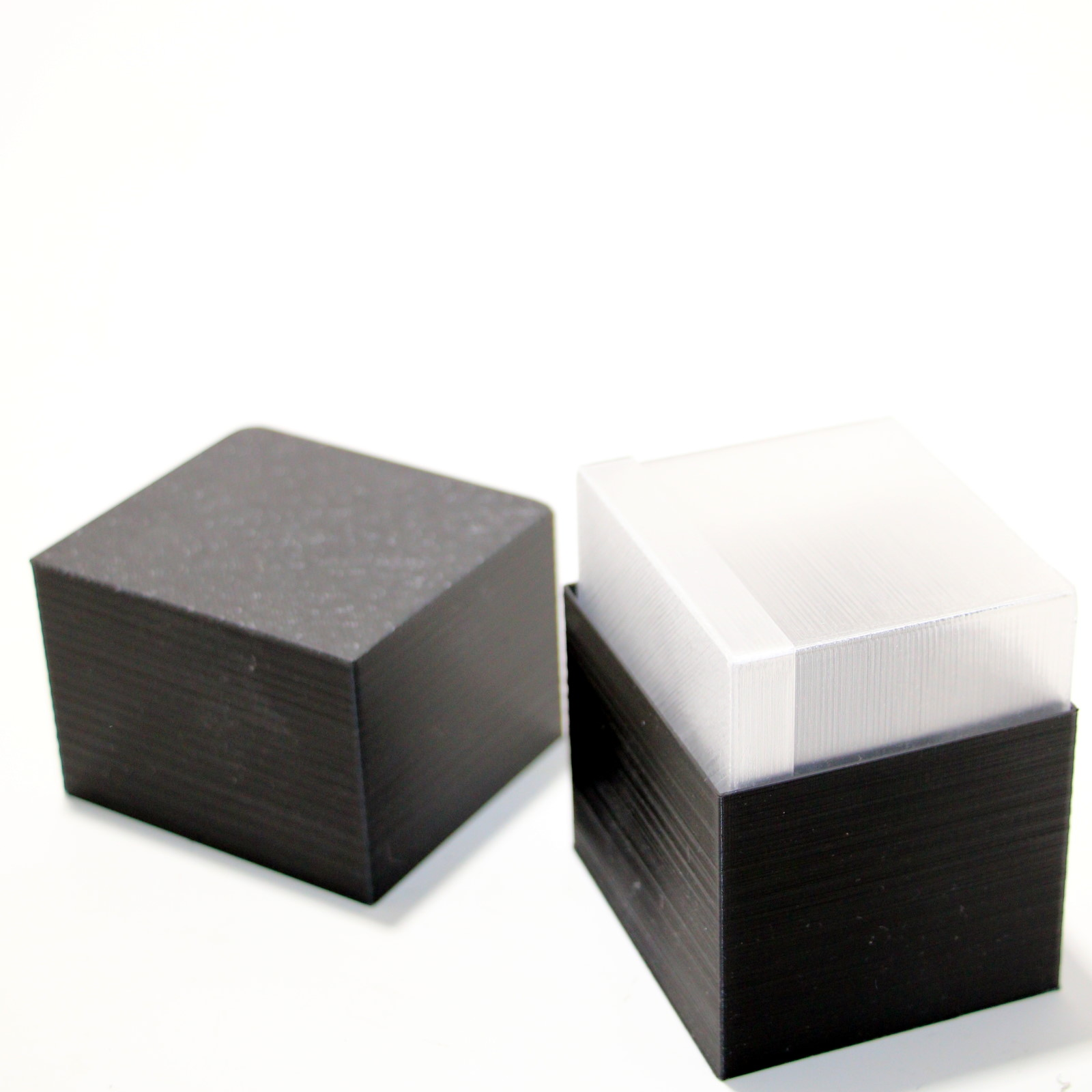 Gozinta Boxes Revisted by Chris Wasshuber, Lubor Fiedler