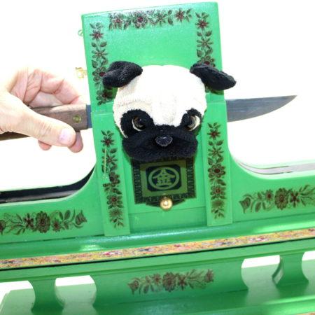 Ed Masseys Knife Thru Arm by Limited Edition Magic