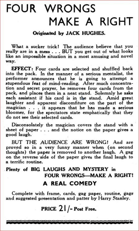 jack-hughes-four-wrongs-make-a-right-ad-the-gen-1945-vol-8