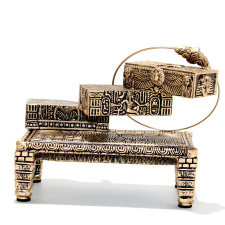 The Stones of Khufu by Magic Wagon, Simon Corneille, Andre Kole
