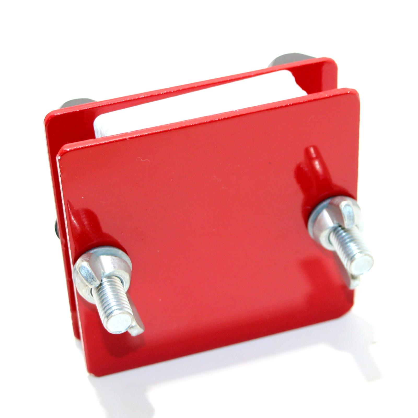 Aluminum Card Press by Mak Magic