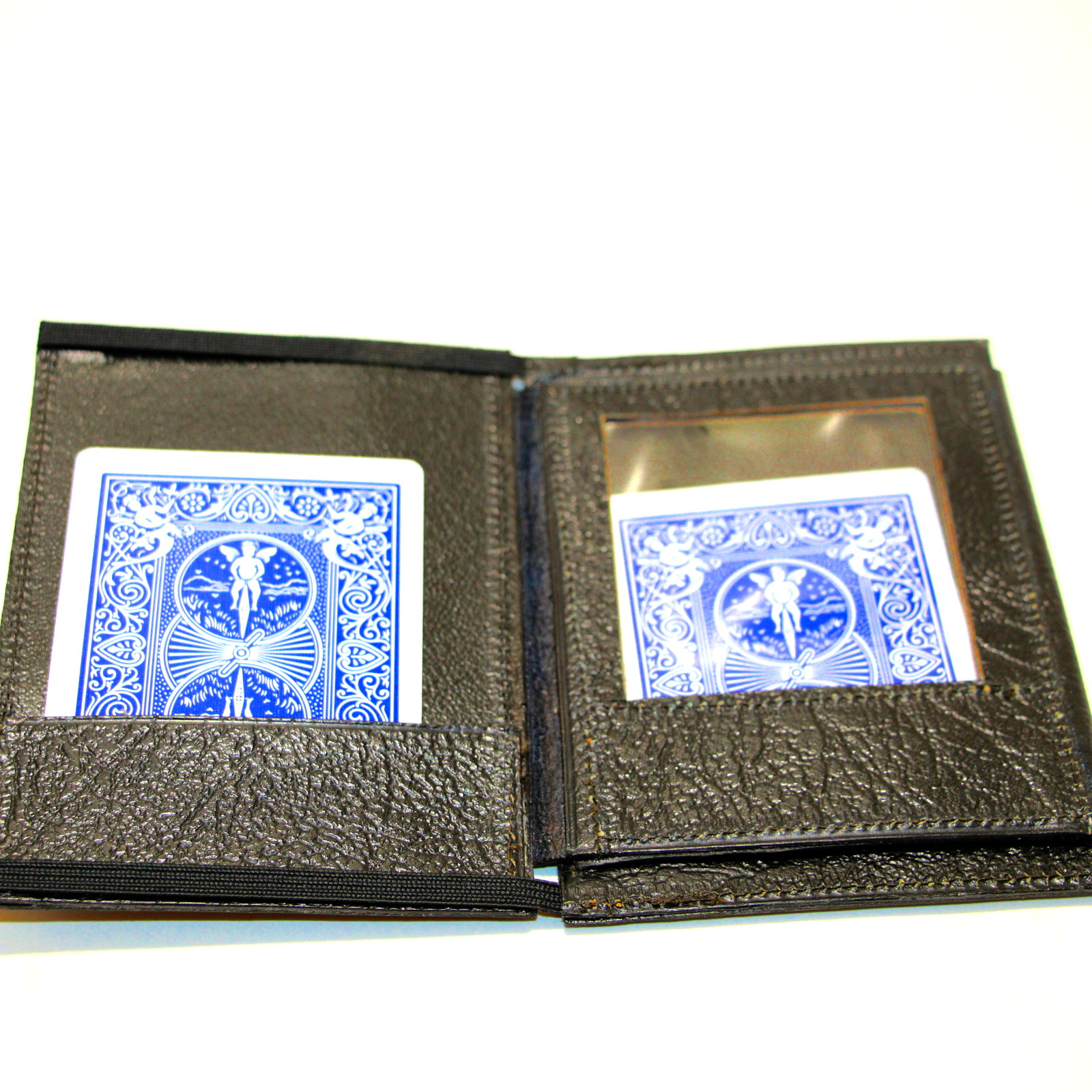 The Talismanic Card in Wallet by R.A.R. Magic