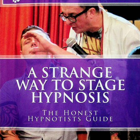Review by Andy Martin for A Strange Way to Stage Hypnosis by Christan P. Taylor
