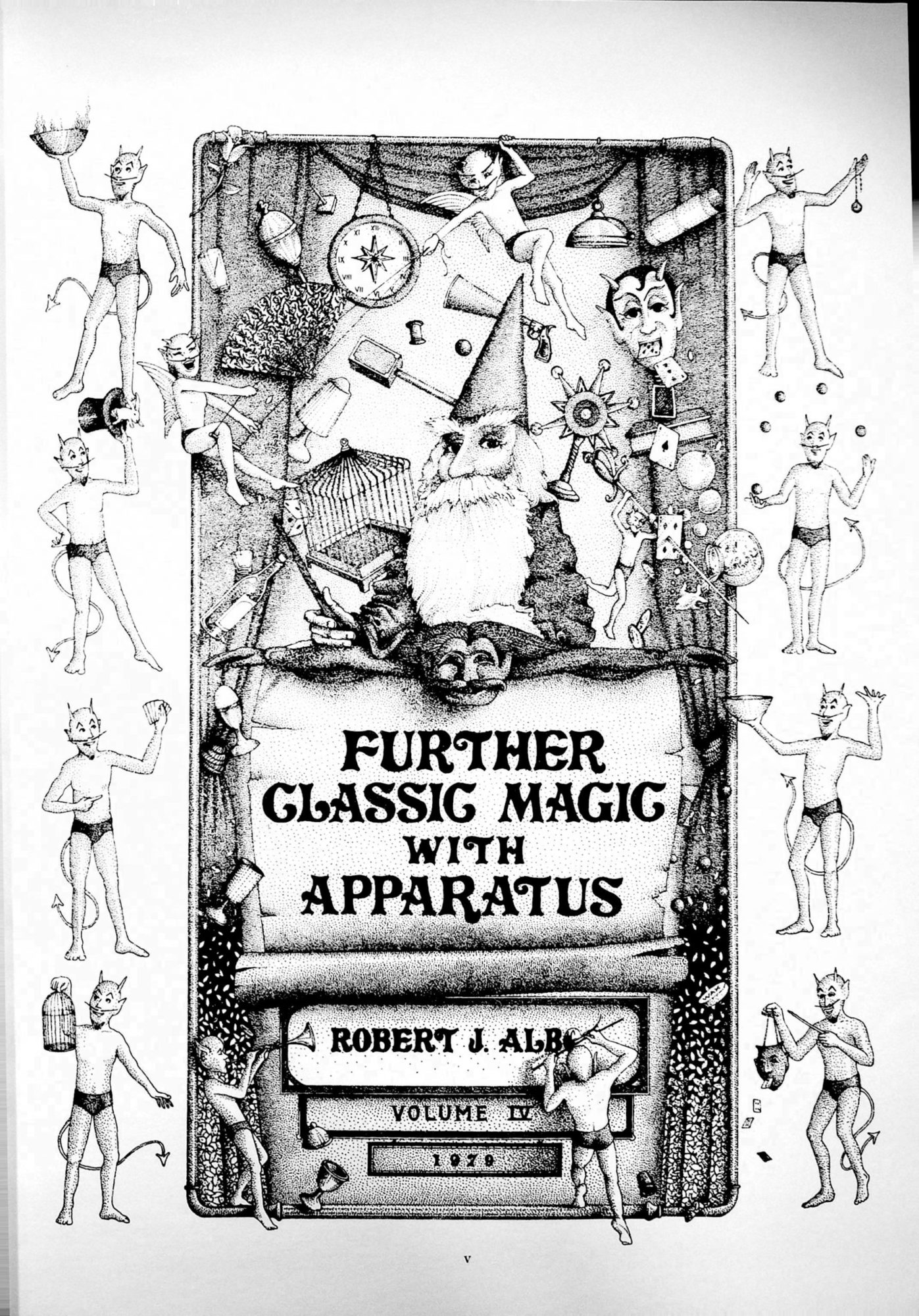 Albo 04 - Further Classic Magic With Apparatus by Robert J. Albo