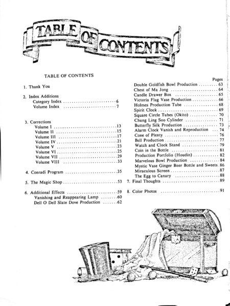 Albo 08 - Classic Magic Supplement by Robert J. Albo