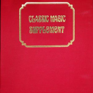 Albo 08 - Classic Magic Supplement by Robert J. Albo