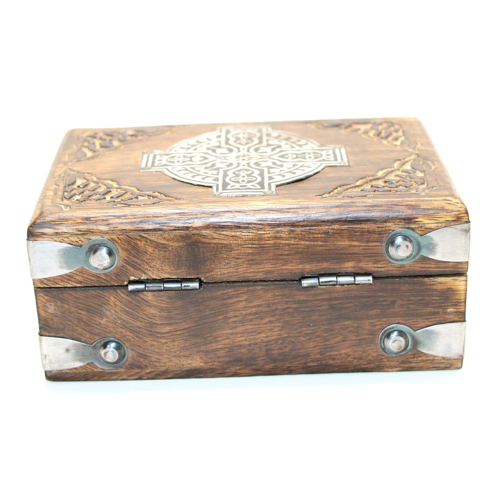 Celtic Card Box (Regular) by Viking Mfg.