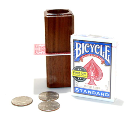 Tanner Tube (Coin Penetration) by World of Magic