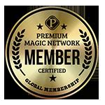 Premium Magic Network Gold Member